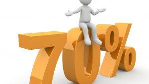 НДФЛ 70 процентов